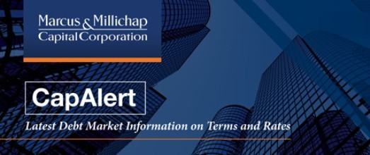 Marcus and Millichap Debt Market Updates Terms and Rates 2-22-18