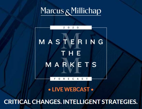 LIVE WEBCAST • CRITICAL CHANGES. INTELLIGENT STRATEGIES. MULTIFAMILY INVESTMENT FORECAST