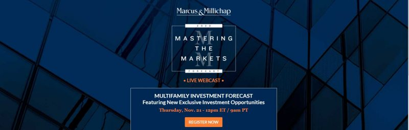 4Q19 Webcast - Multifamily Investment Outlook Webcast